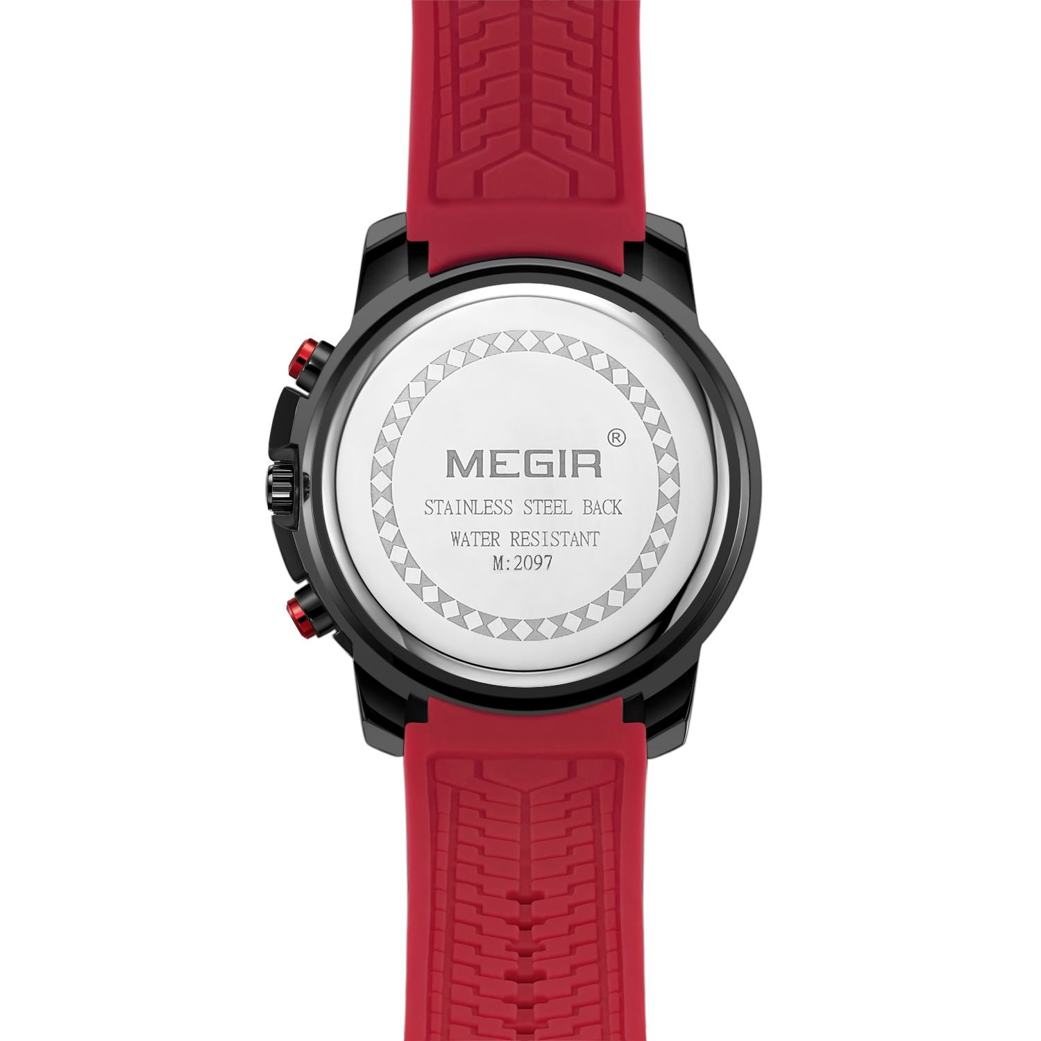 MEGIR Men's Sports Watches Chronograph 2097 - MEGIR