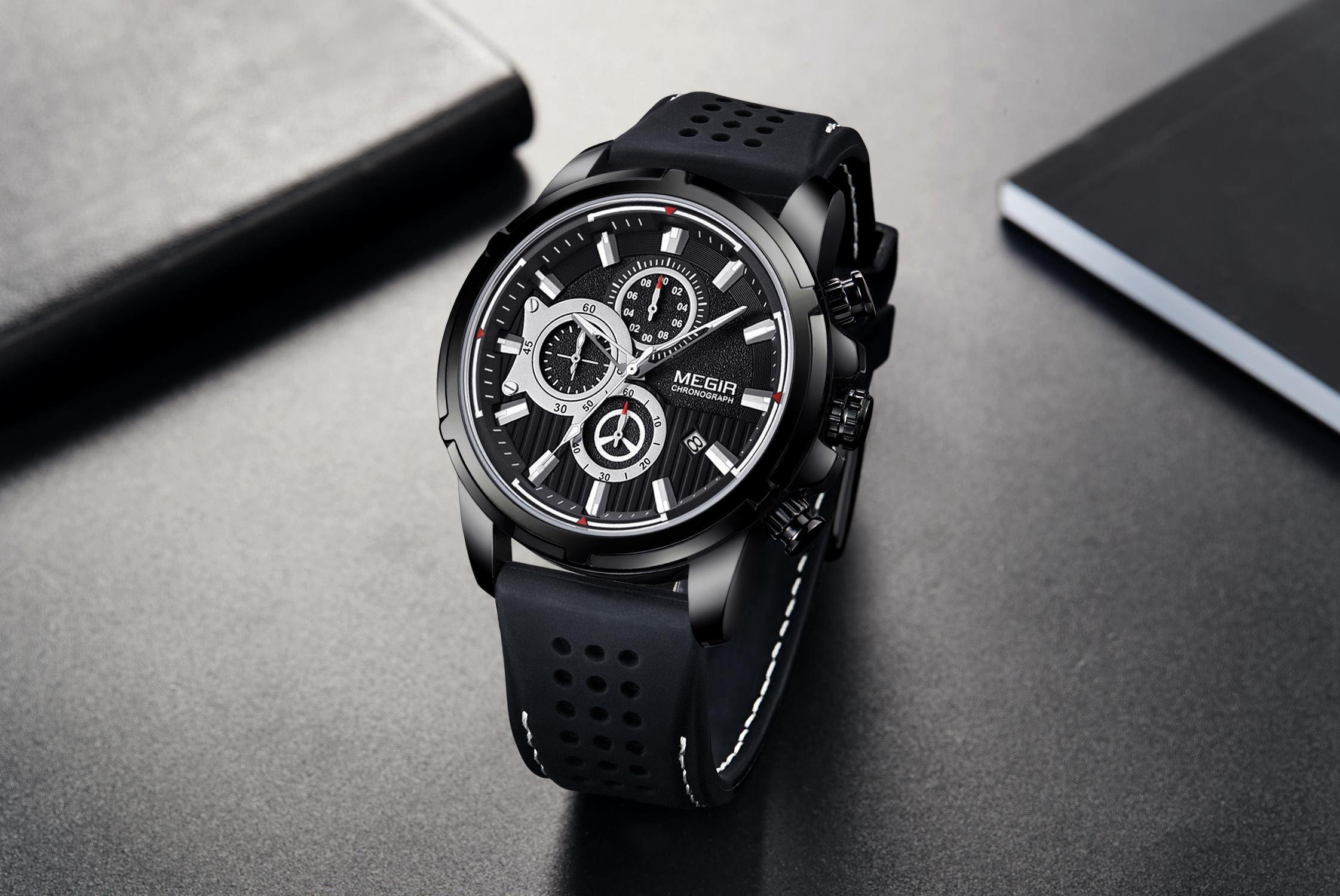 MEGIR Military Quartz Watches, Top Brand Luxury Sports 2101【🎅Christmas 30% OFF】 - MEGIR