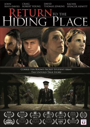 DVD-Return to the Hiding Place