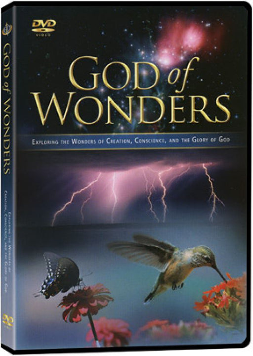 DVD - God Of Wonders