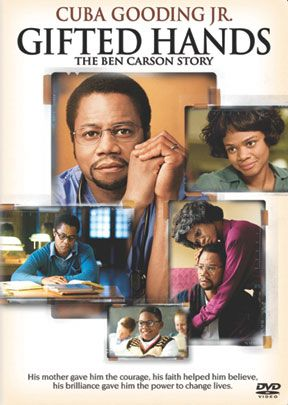 DVD-Gifted Hands: The Ben Carson Story