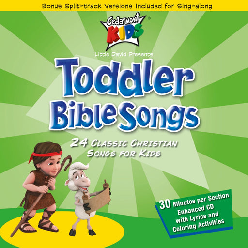 CD-Classics: Toddler Bible Songs-Cedarmont
