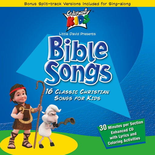 CD-Classics: Bible Songs-Cedarmont