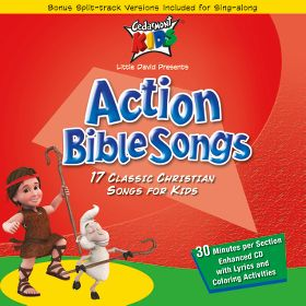 CD- Action Bible Songs