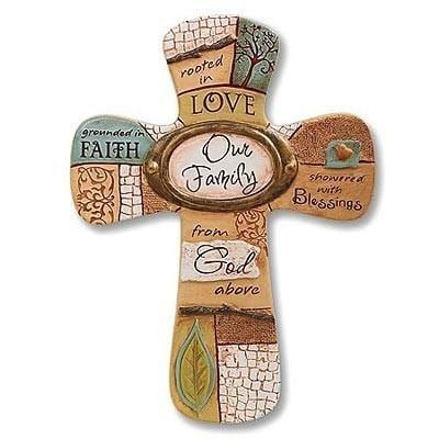 Wall Cross-Our Family-Rooted In Love