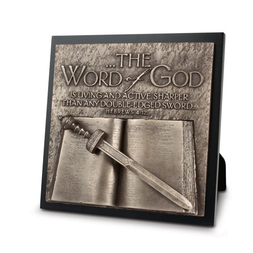Plaque-Word of God