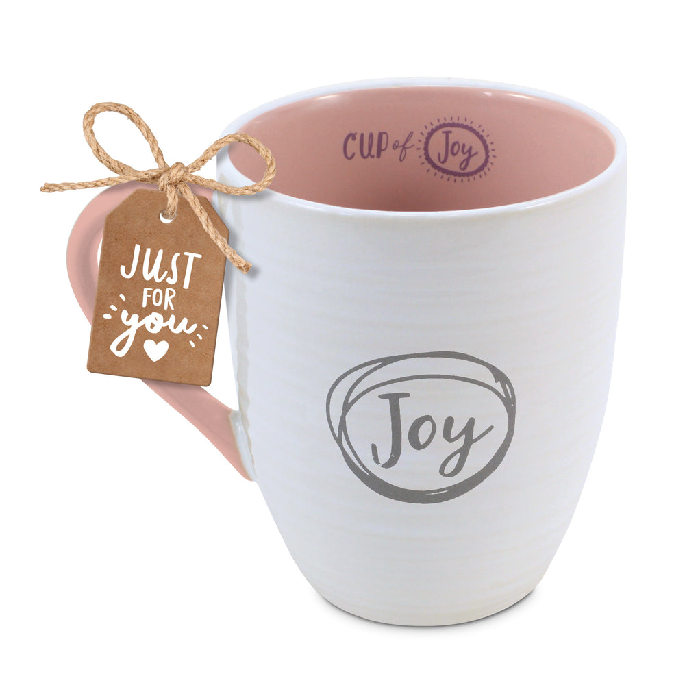 Mug-Joy-What Joy For Those Whose Strength Comes From the Lord