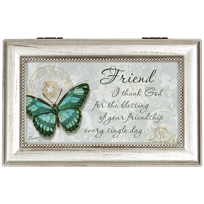 Music Box- Friend/ I Thank God