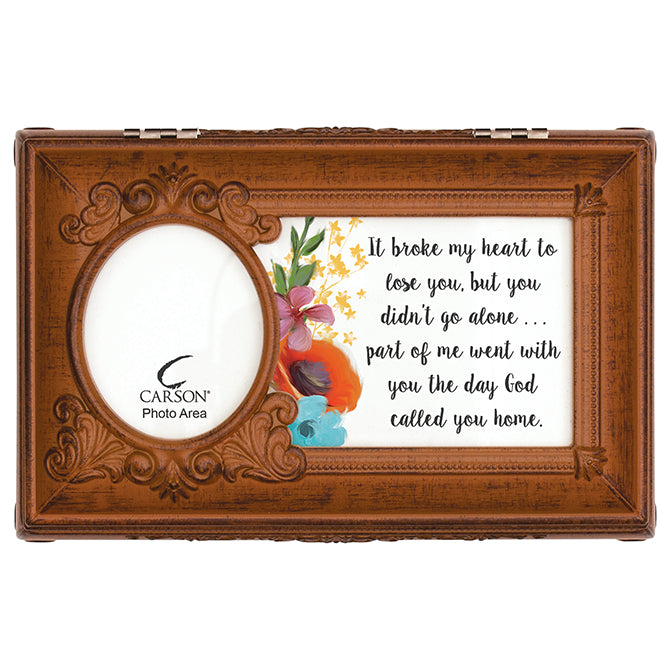 Music Box- God Called You Home-Photo Insert