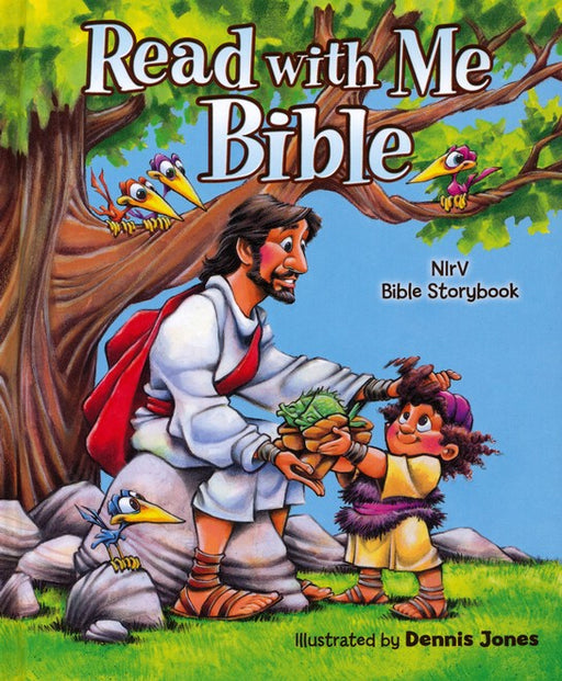 Read with Me Story Bible-Hardcover