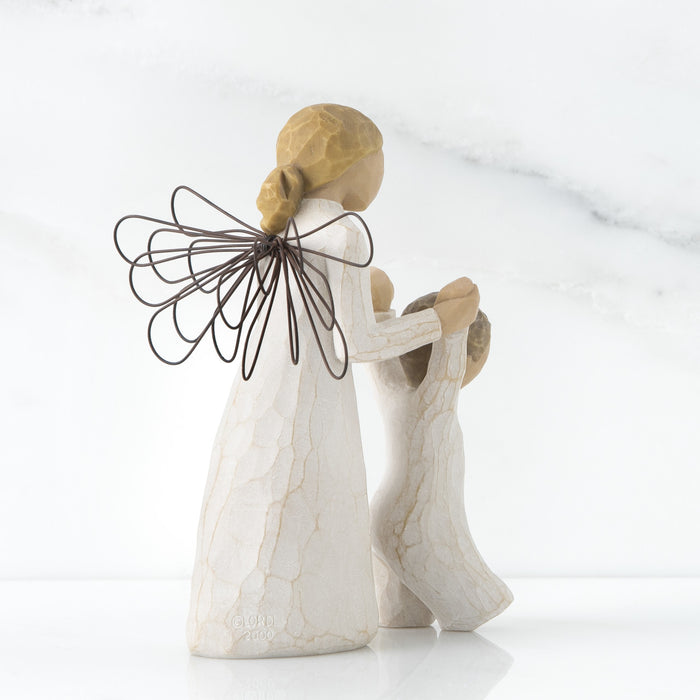 Figurine-Willow Tree-Guardian Angel