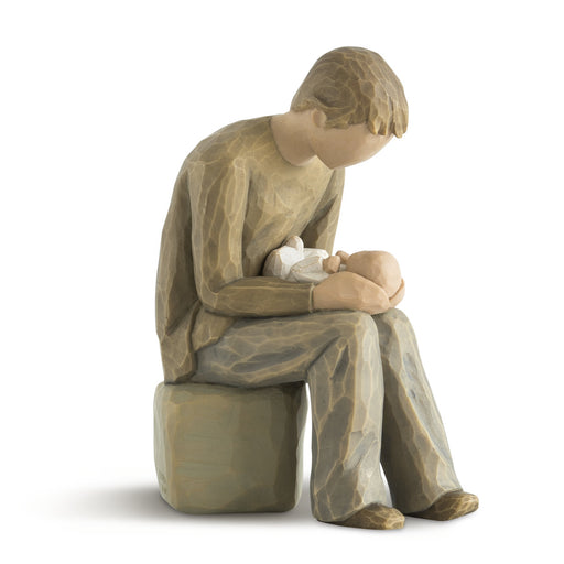 Figurine-Willow Tree-New Dad