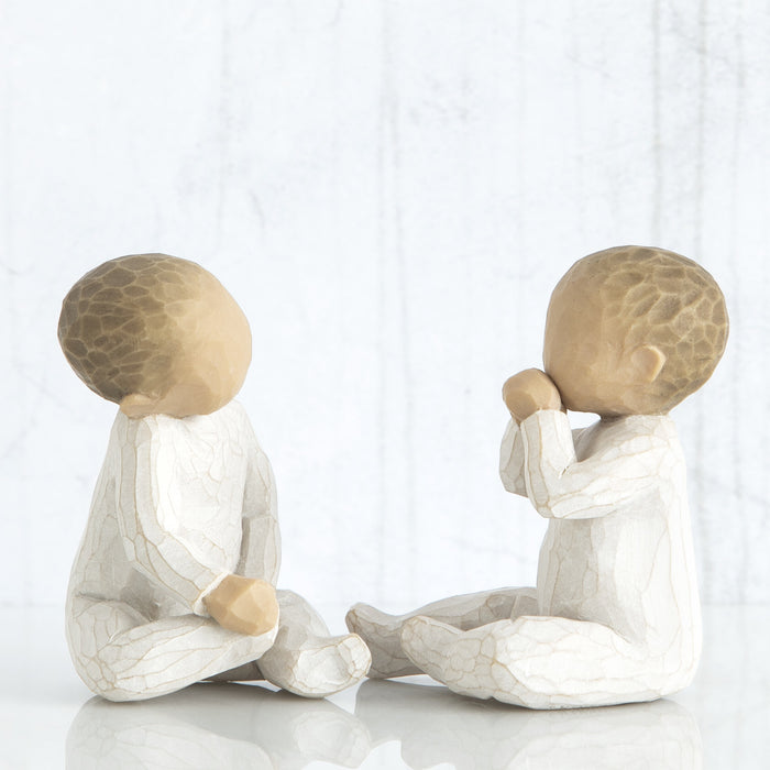 Figurine-Willow Tree-Two Together