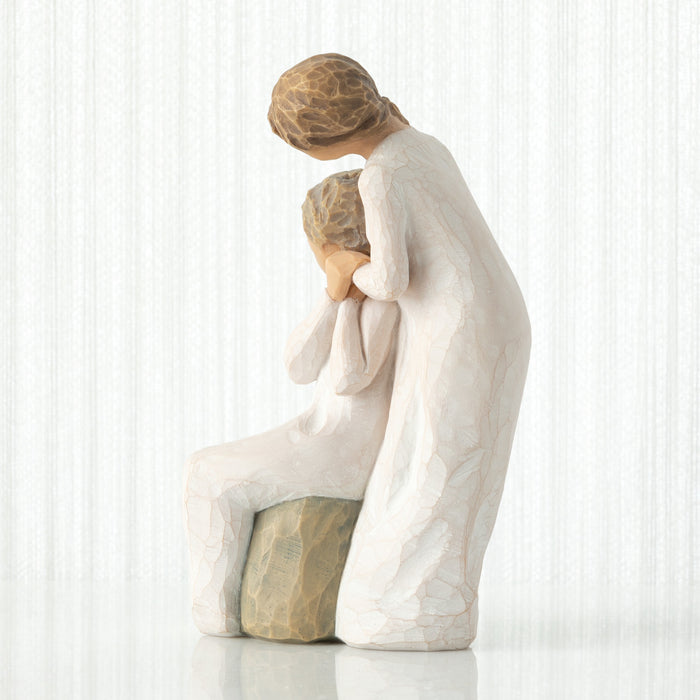 Figurine-Willow Tree-Loving My Mother