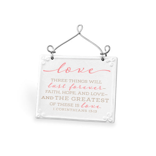 Plaque-Love-1 Corinthians 13:13