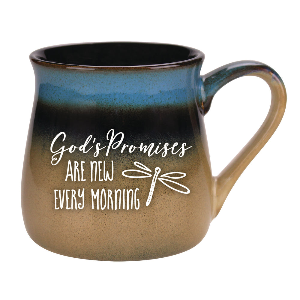Mug-God's Promises Are New Every Morning