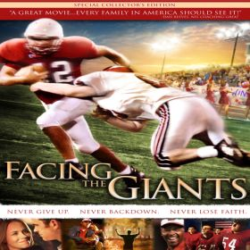 DVD-Facing the Giants
