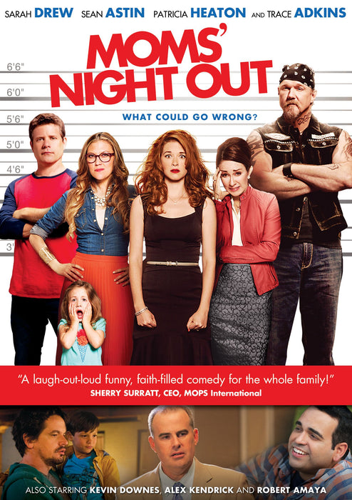DVD-Moms' Night Out
