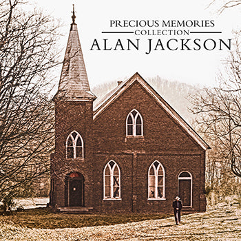 CD-Precious Memories Collection, Alan Jackson