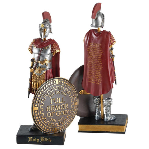 Figurine-Full Armor Of God w/Shield-9 in