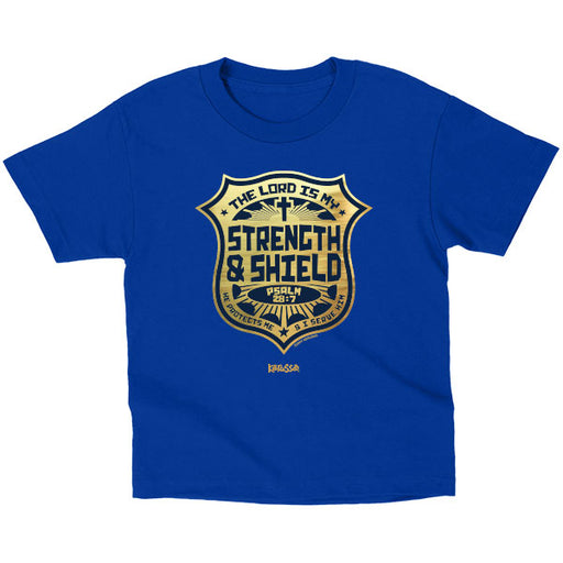 Kids T-Shirt- Shield