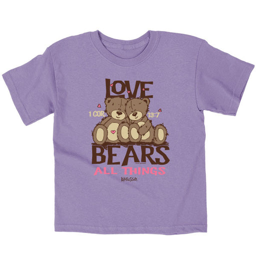 Kids T-Shirt- Love Bears