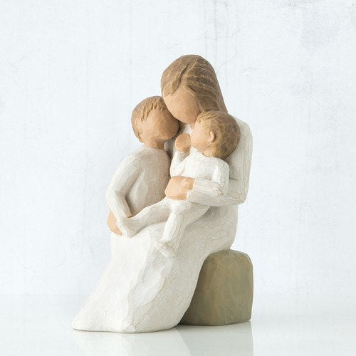 Figurine- Willow Tree- Quietly