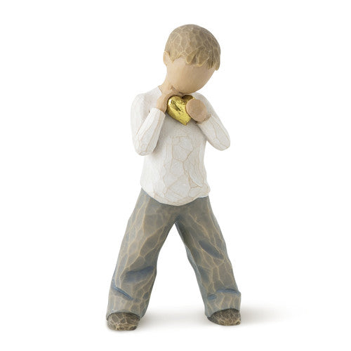 Figurine- Willow Tree- Heart of Gold