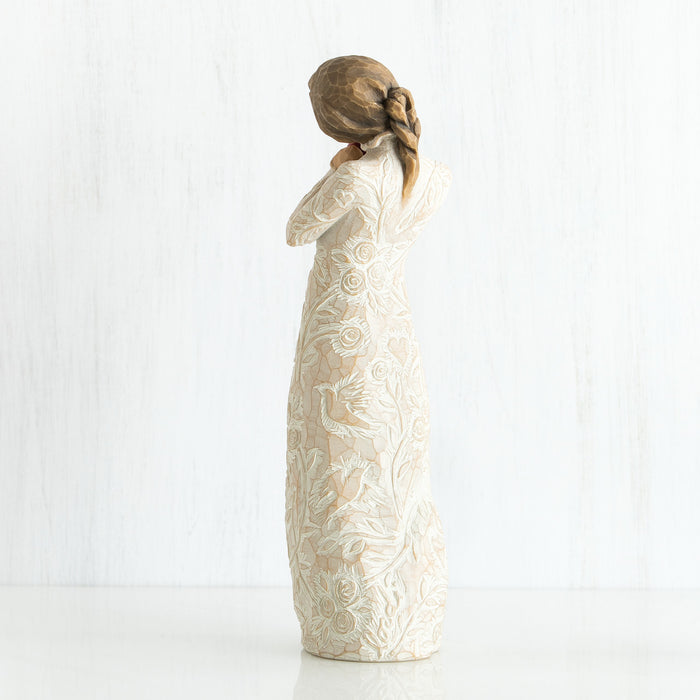 Figurine- Willow Tree- Jet'aime( I Love You)