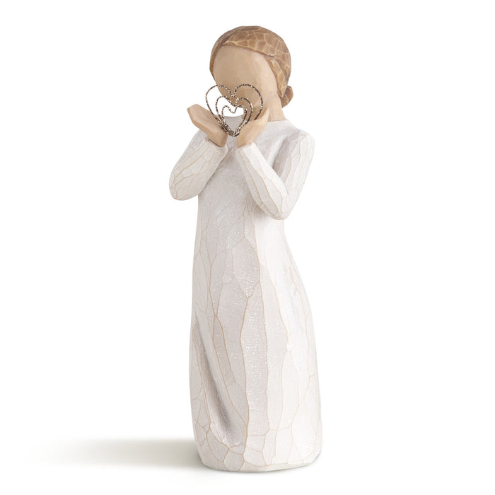 Figurine-Willow Tree- Lots of Love