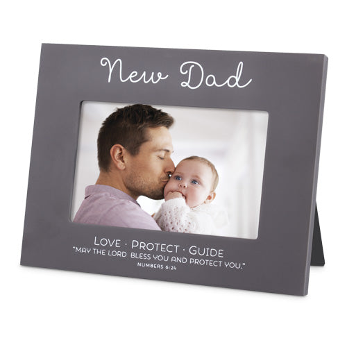 Photo Frame-New Dad