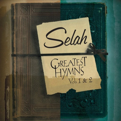CD - Selah - Greatest Hymns Volume 1 & 2