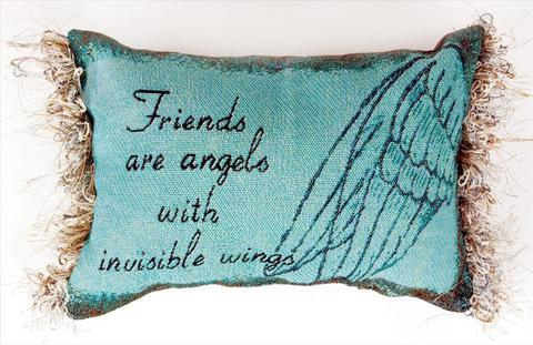 Pillow-Friends Are Angels