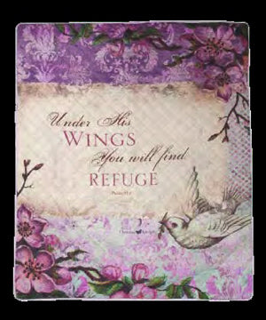Quilt- Under His Wings/Refuge