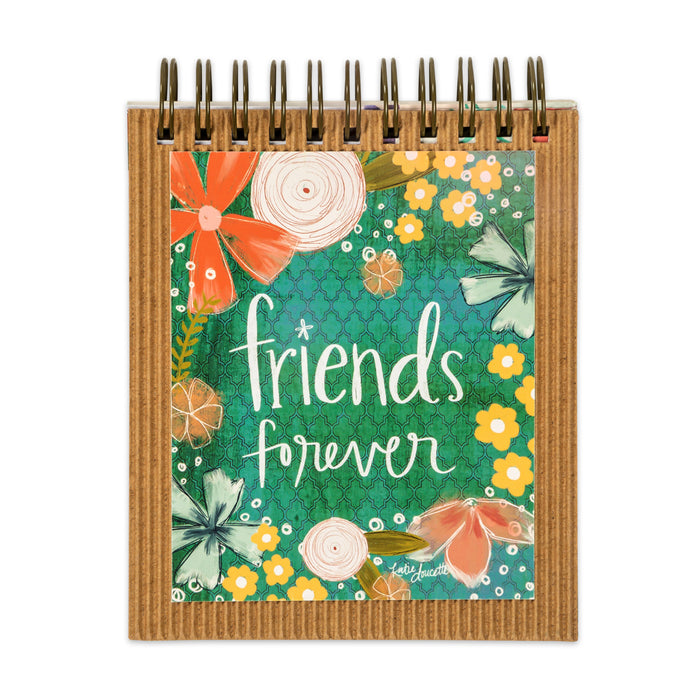 Easel Book-Friends Forever