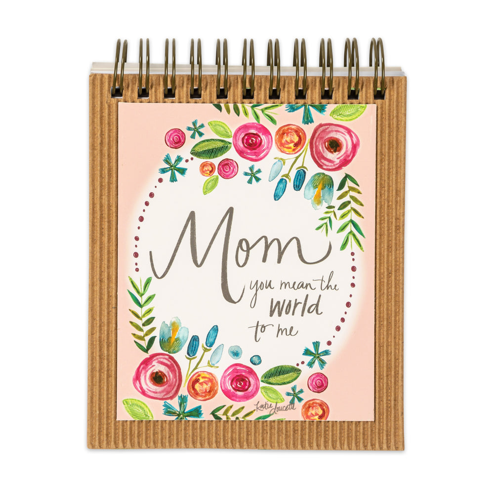 Easel Book-Mom-You Mean the World