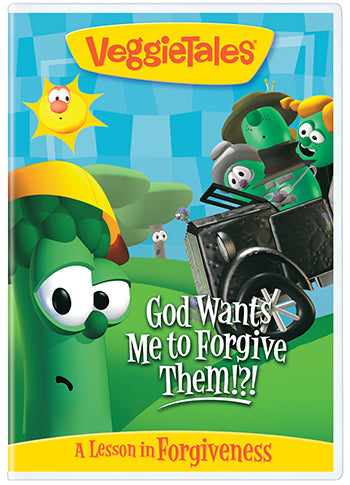 DVD-God Wants Me To Forgive Them?!