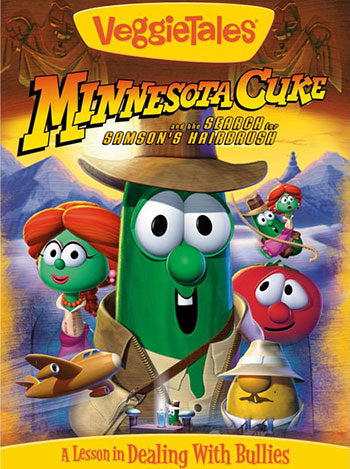 DVD-Minnesota Cuke and the Search for Samson's Hairbrush