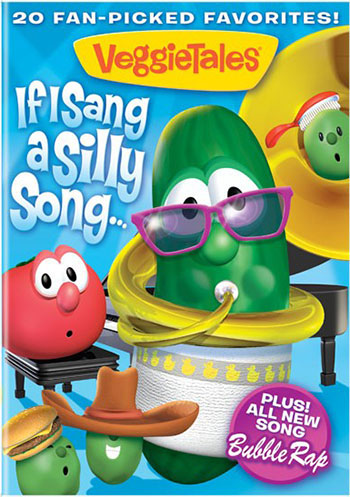 DVD-If I Sang a Silly Song