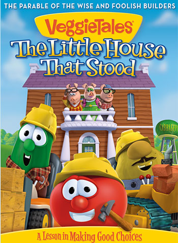 DVD-Little House That Stood