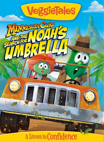 DVD-Minnesota Cuke and the Search for Noah's Umbrella