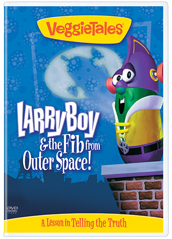 DVD-Larry Boy and the Fib From Outer Space