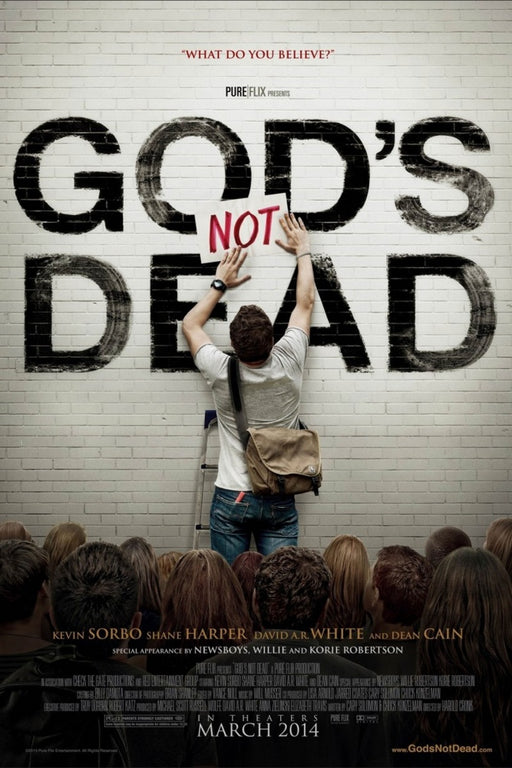 DVD-God's Not Dead