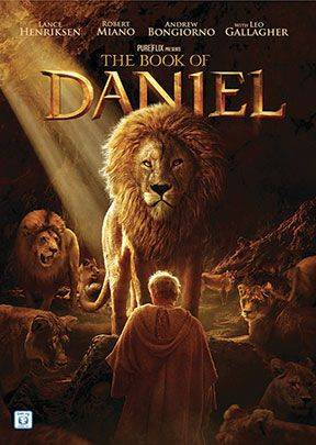 DVD-Book of Daniel