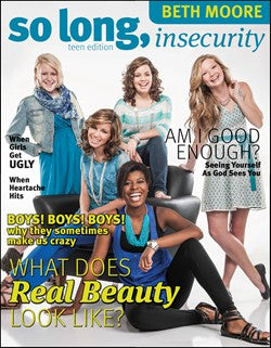 So Long Insecurity Teen Edition-Beth Moore