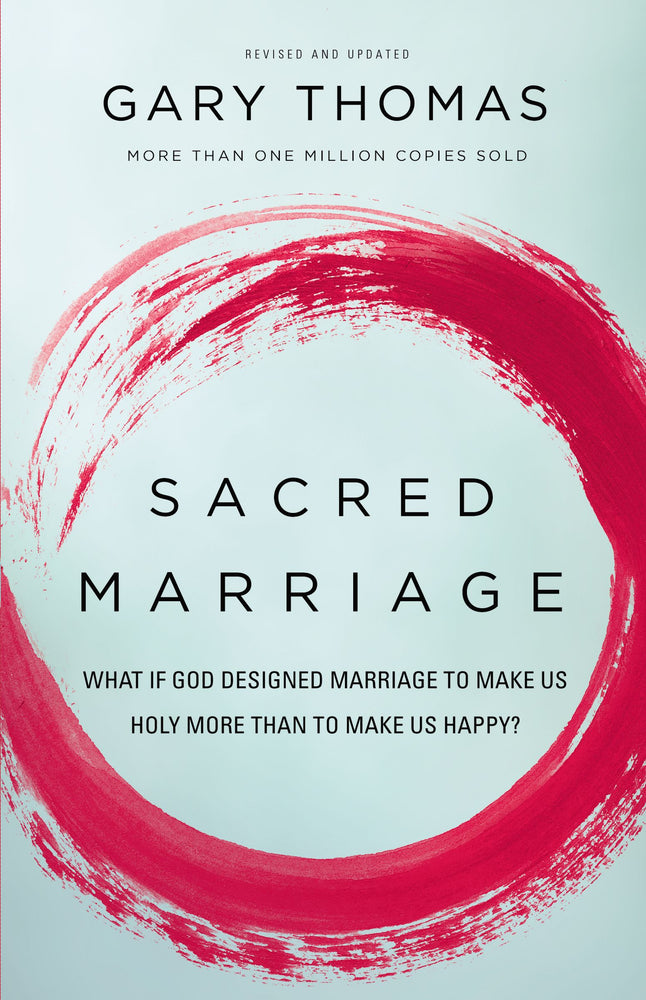 Sacred Marriage-Gary Thomas