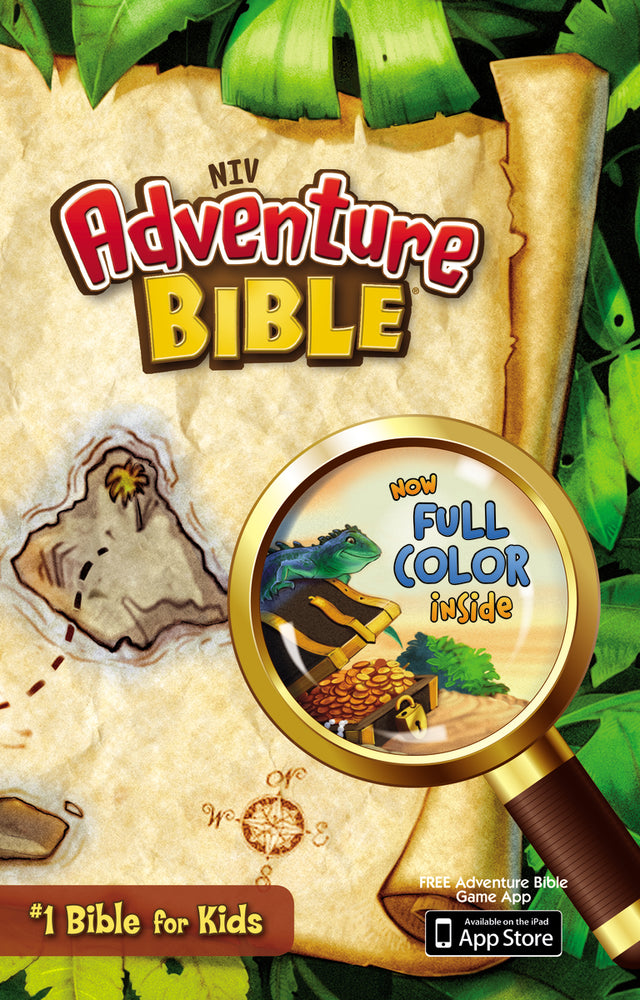 NIV Adventure Bible-Hard Cover