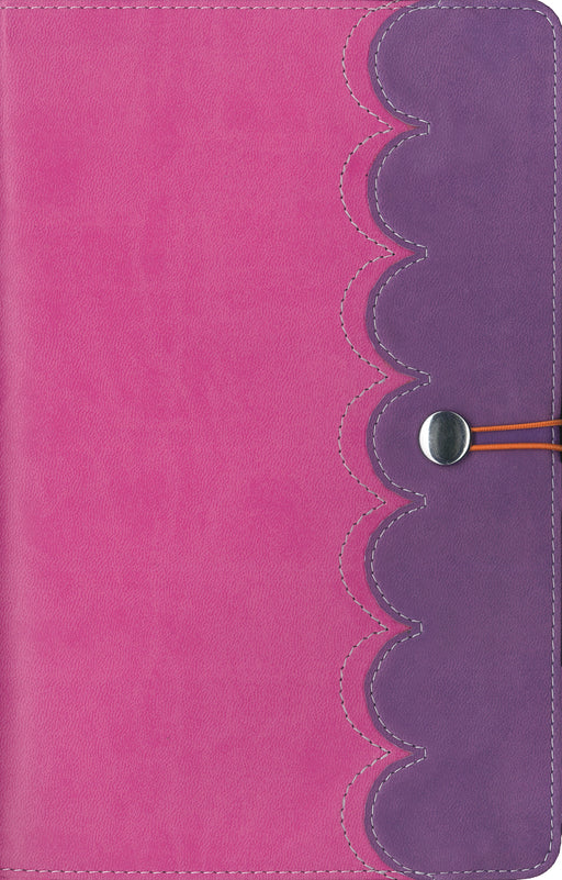 NIRV Adventure Bible for Early Readers- Pink/Lavender