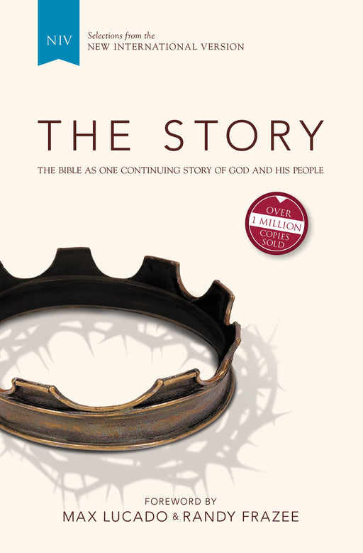 NIV- The Story- Hardcover