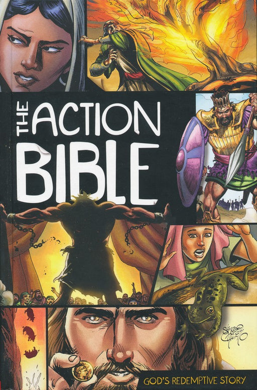 Action Bible: Gods Redemptive Story